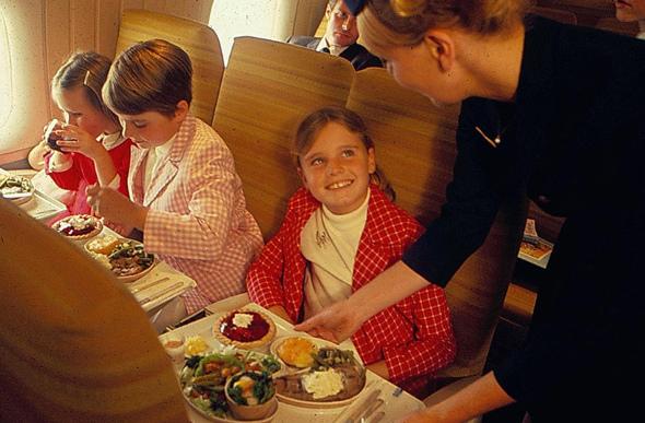children onboard