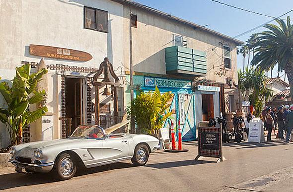 The Santa Barbara Surf Museum