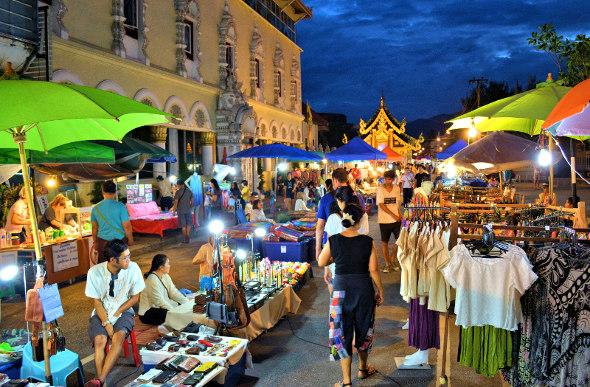 5 Best Chiang Mai Markets