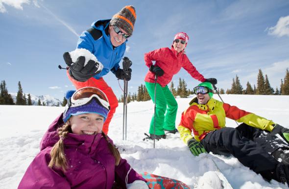 The USA's Best Family-Friendly Ski Resorts