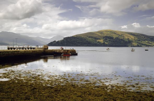 Glamping Loch Fyne