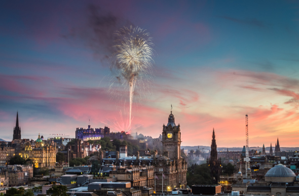 Edinburgh New Year