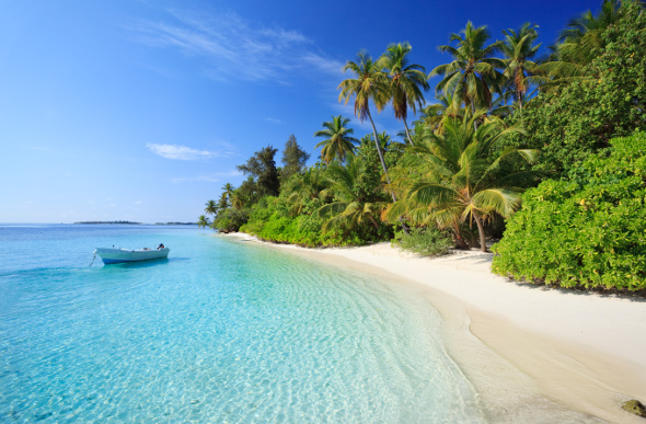 A Castaway Experience In The Maldives