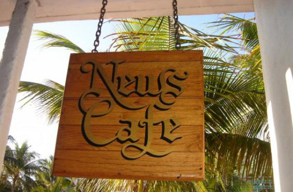 Miami News Cafe