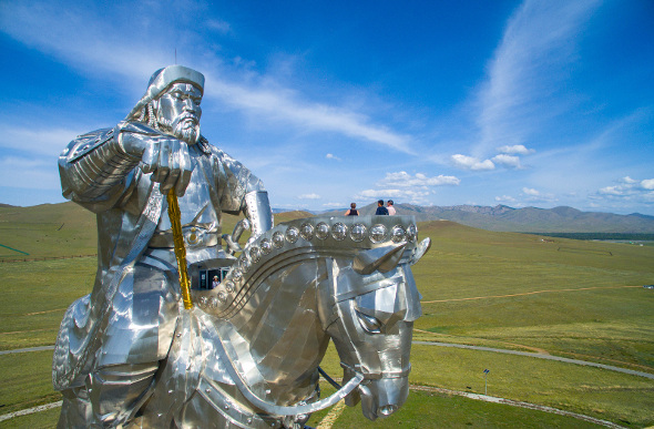 Riding The Trans-Mongolian Railway