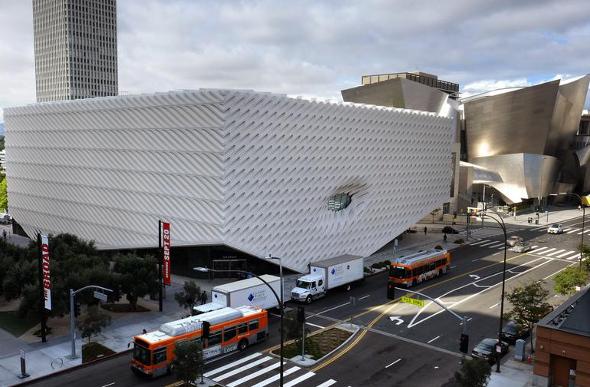LA's Latest Museum Remakes Art Scene