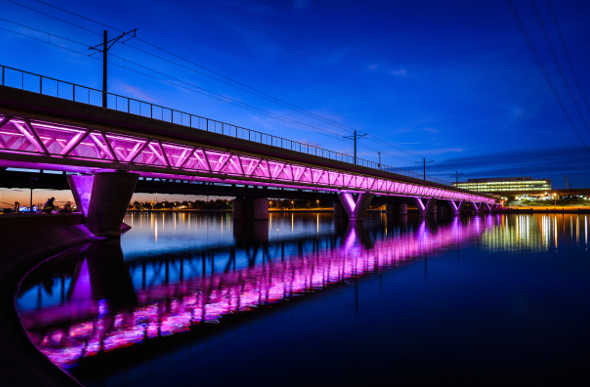 Phoenix bridge