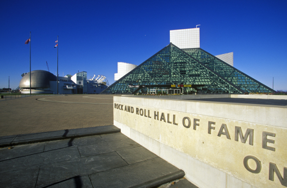 Serenity At The Rock And Roll Hall Of Fame