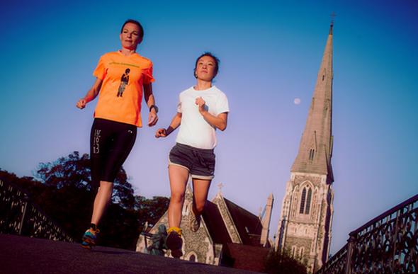 Running Copehagen