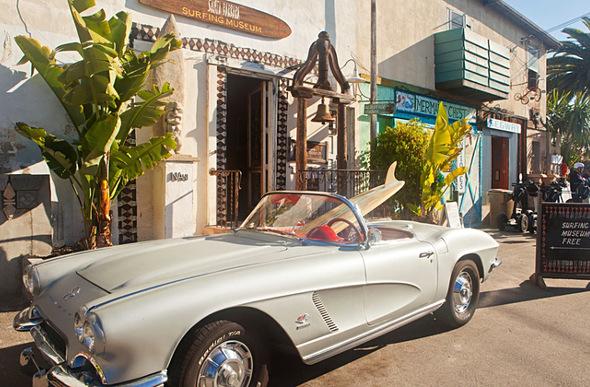 Cali Cool In Santa Barbara's Funk Zone