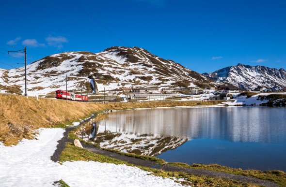 Europe's Great Rail Journeys