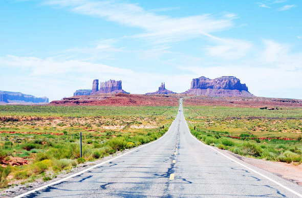Following Forrest: Touring Utah's Movie Sets