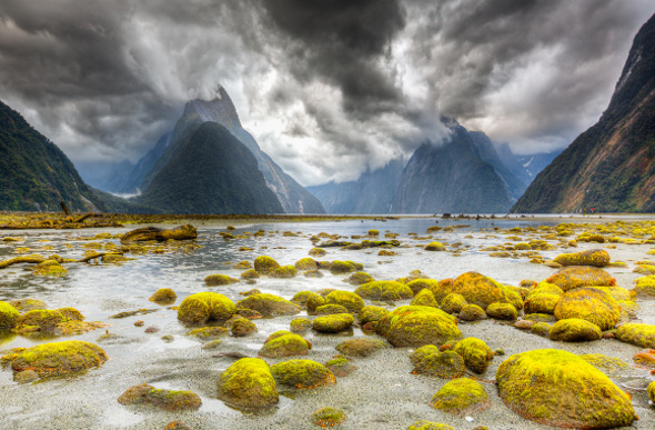 Naturally Beautiful New Zealand